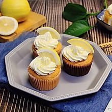 卡仕达酱柠檬小蛋糕