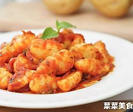 土豆团子|酸甜软糯的做法