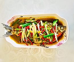 焖煮武昌鱼的做法