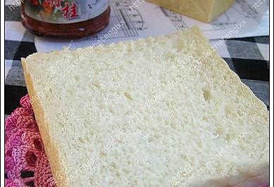 手工清水白吐司