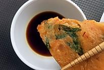 泡菜煎饼简易版的做法