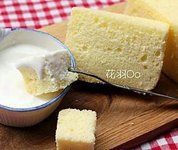Q而润的早餐——酸奶戚风的做法