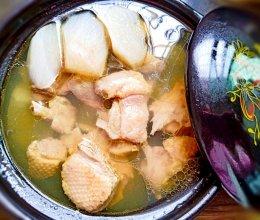 白萝卜鸭肉汤的做法