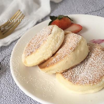 日式舒芙蕾厚松饼