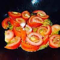 吃过就会爱上--番茄烩金针菇的做法图解5