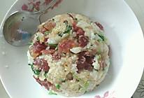 腊味糯米饭的做法