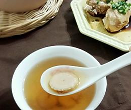 帮你养气血---红参鸡腿汤的做法