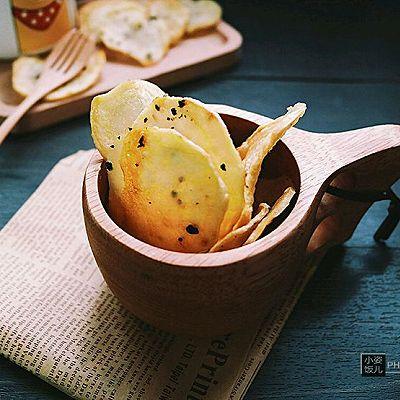之黑椒薯片
