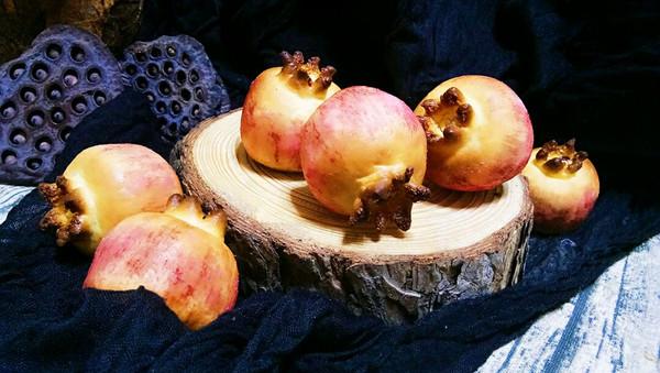 石榴烧果子