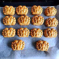 网红螃蟹月饼的做法图解13