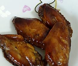 微波炉烤鸡翅的做法