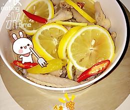 柠檬泡椒凤爪的做法