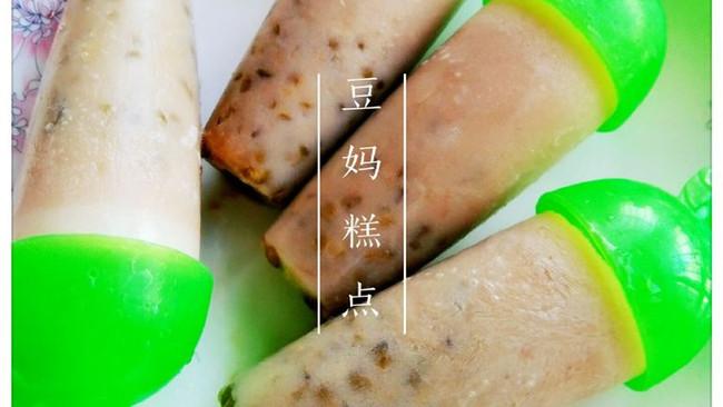 【绿豆沙,绿豆汤,绿豆冰棍】——夏日清火解暑必备的做法