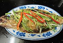 清蒸龙俐鱼的做法