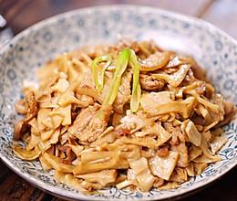#入秋滋补正当时#竹笋炒肉片口感脆嫩怎么做都好吃的做法