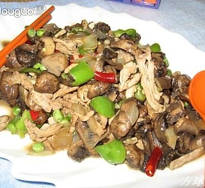 什锦口蘑片