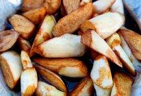 #名厨汁味,圆中秋美味#快手家常菜--油焖茭白的做法