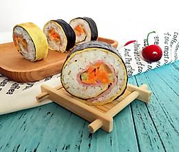 寿司#我要上首页清爽家常菜#的做法