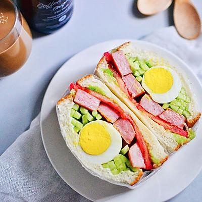 便携式营养三明治