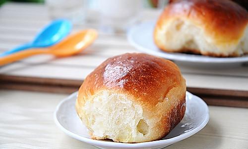 棉花般柔软——酸奶面包#自己做更健康#的做法