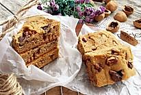 可可咖啡布朗尼蛋糕#健身修复食谱#的做法