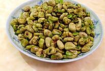 炒蚕豆的做法