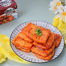 #美食视频挑战赛#糖醋脆皮豆腐