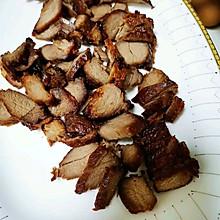 港式蜜汁叉烧肉