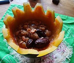 瘦肉西瓜盅的做法
