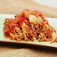 金针菇培根卷-迷迭香