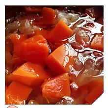 冰糖雪耳煲木瓜