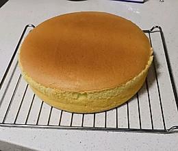 10寸戚风蛋糕的做法