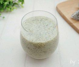 【减肥果汁】火龙果猕猴桃汁的做法