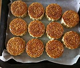 广式五仁叉烧月饼的做法