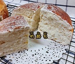 香甜软糯奶酪包(含厨师机揉出手套膜的详细步骤图)的做法