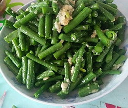 凉拌豆角(夏季清淡开胃凉菜)的做法