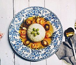 #硬核菜谱制作人#鲍汁捞饭的做法