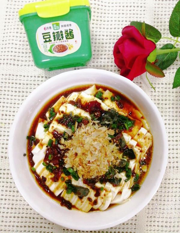 快手美味超下饭皮蛋豆腐的做法