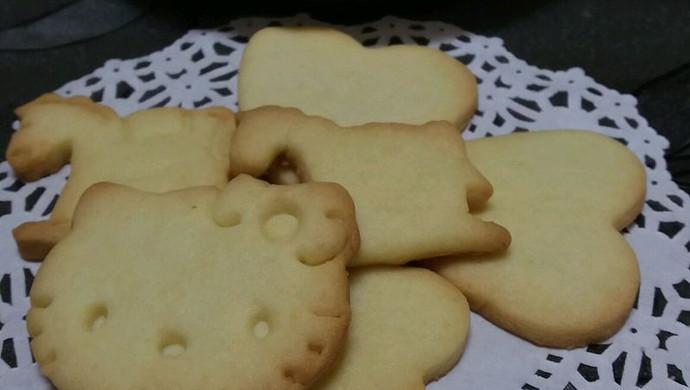 黄油卡通曲奇饼干