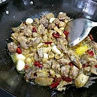 土豆鸡火锅,一道可以两吃的菜的做法图解5