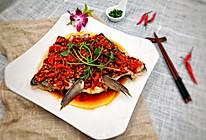 开胃剁椒鱼头的做法