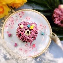 【美食魔法】小熊紫薯泥马芬杯子蛋糕#单挑夏天#