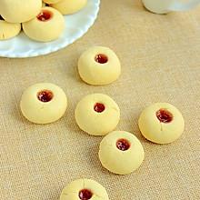 草莓果酱小酥饼