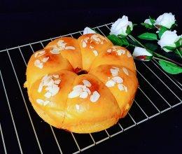 #好吃不上火#南瓜面包的做法