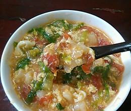 养胃面疙瘩汤的做法