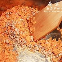 元气早餐--胡萝卜肉末粥的做法图解6