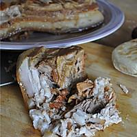 西安腊汁肉夹馍【利仁电饼铛试用】的做法图解20