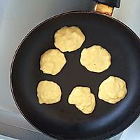牛奶香蕉小饼的做法图解6