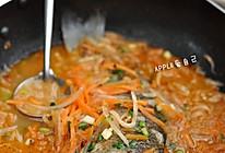 鲜辣萝卜丝鲫鱼汤的做法