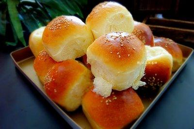 奶香軟面包